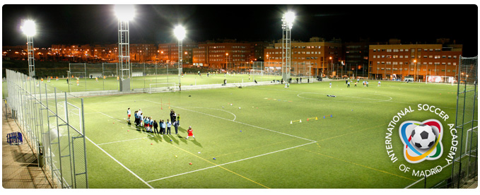 InterSoccer Madrid | Training Camp