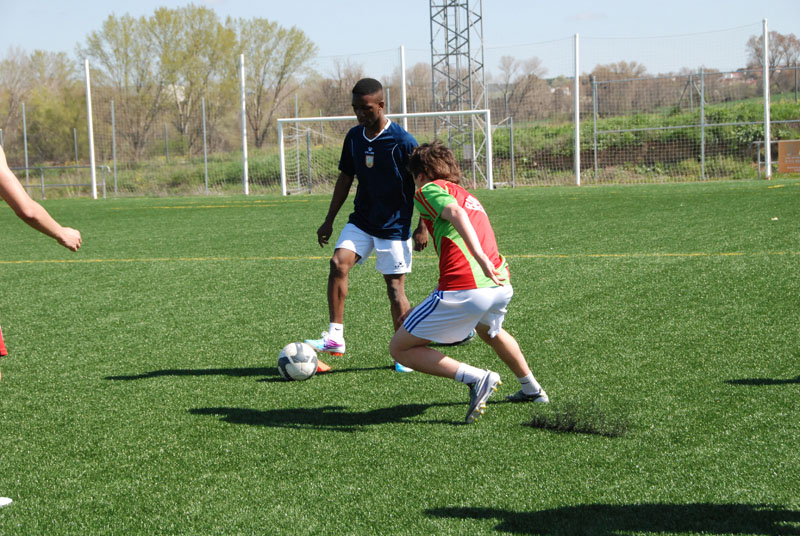 Uno de nuestros alumnos convocado por su selección nacional (Guinea Ecuatorial).