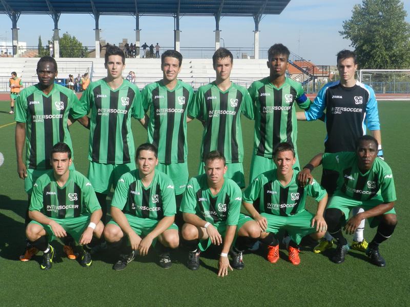 Match lié: San Agustín de Guadalix 1 – 1 InterSoccer Academy Club