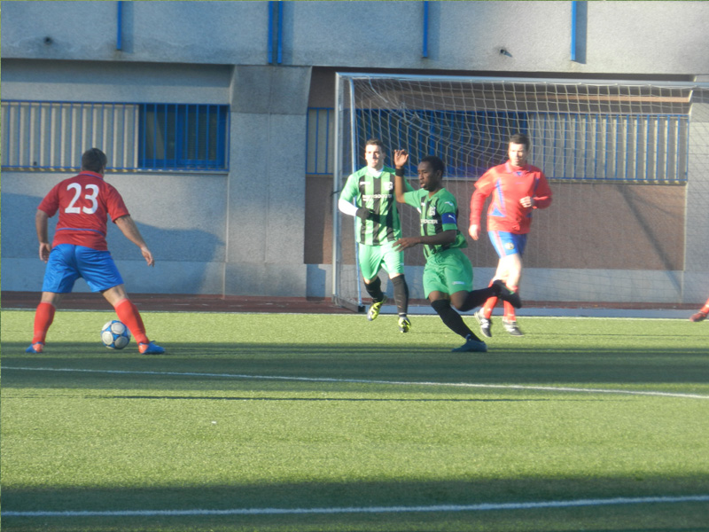 InterSoccer Madrid victory: InterSoccer 2 - 1 ACR Avenida