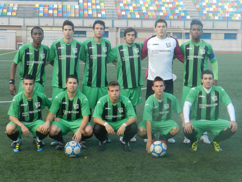 New tied match: InterSoccer Academy Club 0 – 0 Paracuellos B
