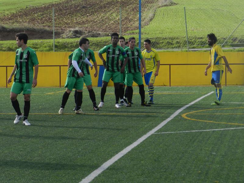 C.D.M. Ajalvir 1 - 5 Club InterSoccer Académie