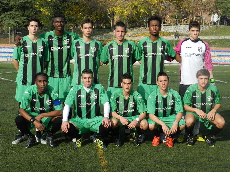 Complicated victory: Sporting 1 - 2 InterSoccer Academy Club