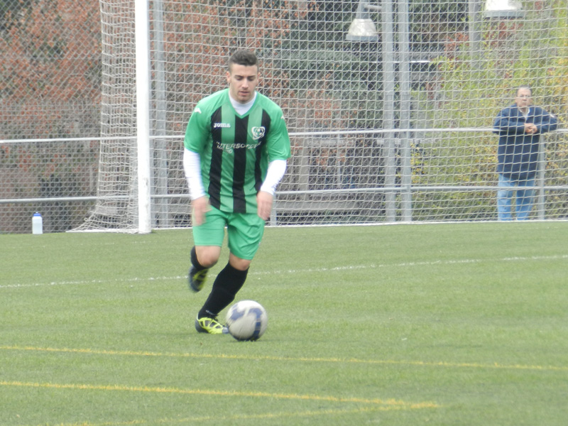 Victorire compliquée: Sporting 1 - 2 Club InterSoccer Académie