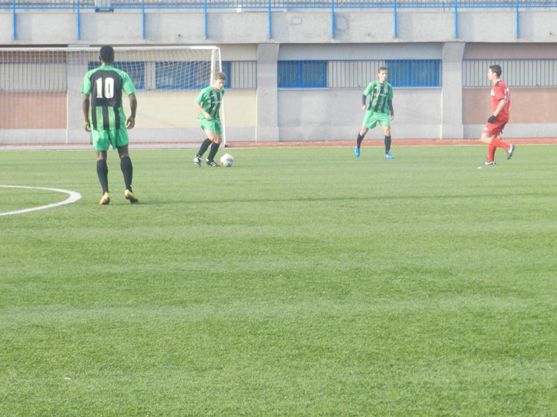InterSoccer Academie Club 3 - 1 Deportivo Belvis Club