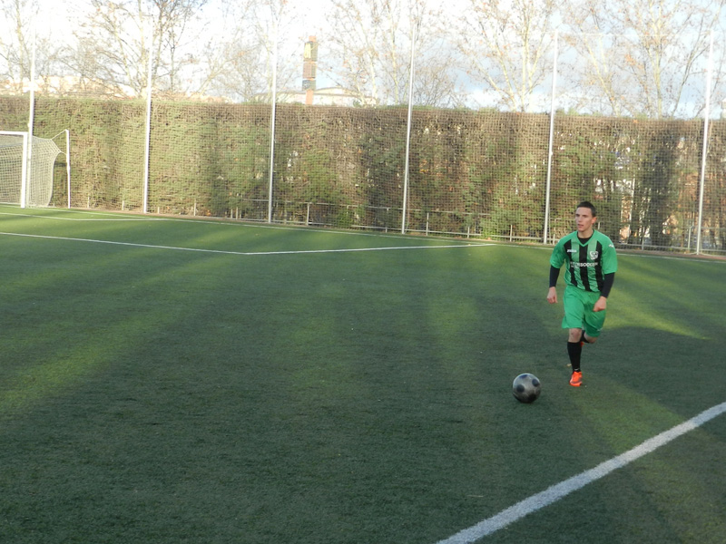 Club InterSoccer Academia 3 - 1 Club Deportivo Belvis