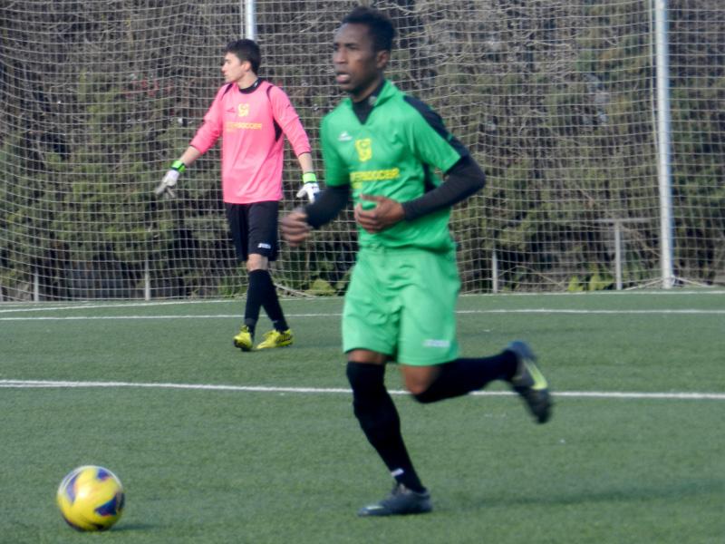 Retour à la victoire: Club InterSoccer Académie 4 - 1 San Agustín de Guadalix