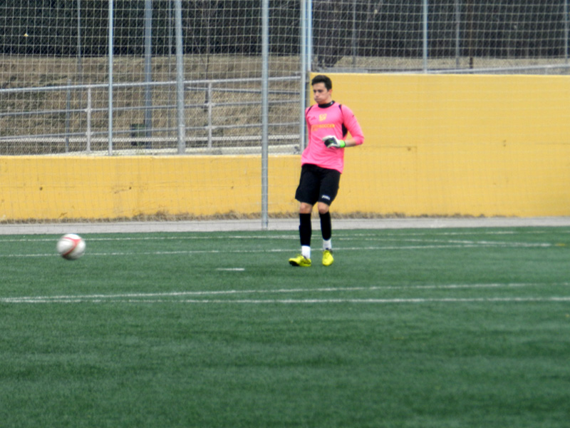InterSoccer's first defeat: Atlético Santo Domingo 2 - 0 InterSoccer Academy Club