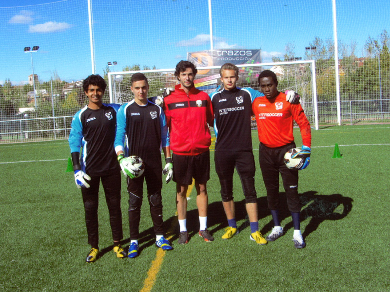 With the specific trainer for goalkeepers InterSoccer completes its scouting team