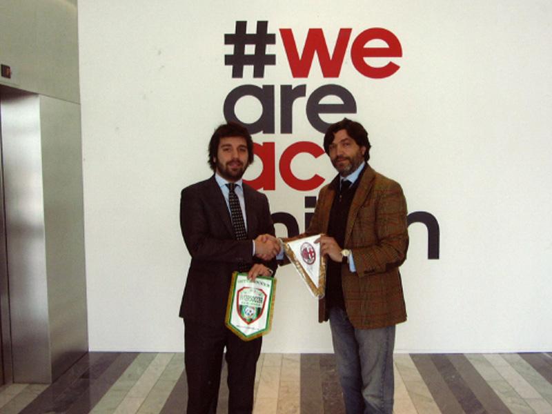 InterSoccer Madrid en la nueva casa del AC Milan