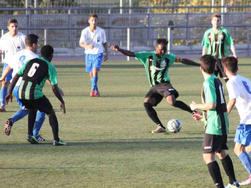 InterSoccer make a black-green bad day