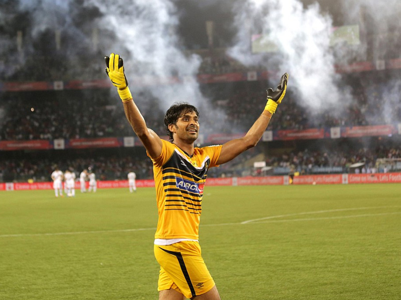 Atletico de Kolkata's debut and victory