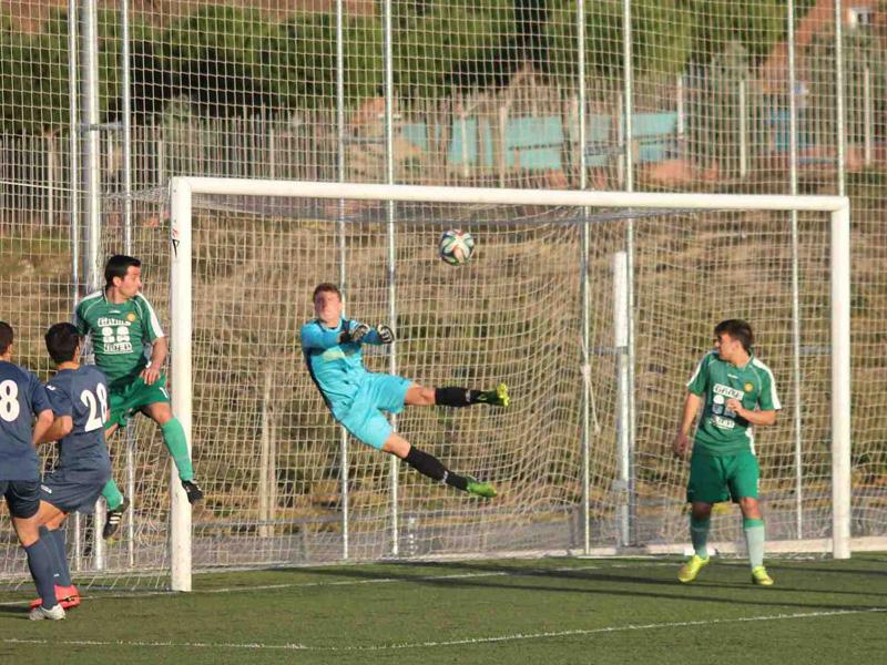InterSoccer splits points facing Santa Eugenia
