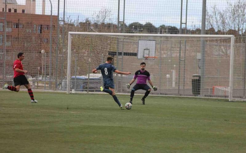 Indiscutible victoria del Intersoccer contra el San Martín de la Vega