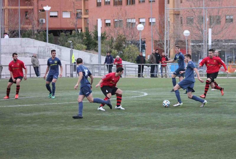 Awesome victory of Intersoccer against San Martin de la Vega