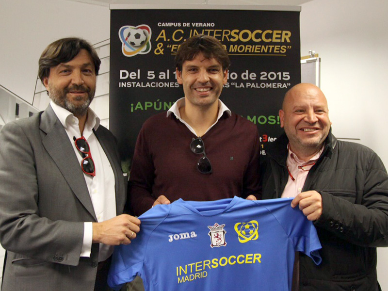 A.C. InterSoccer & Fernando Morientes