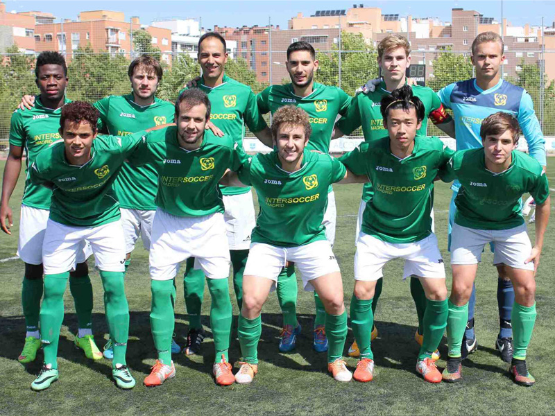Great football match that ensures the permanence A.C. InterSoccer