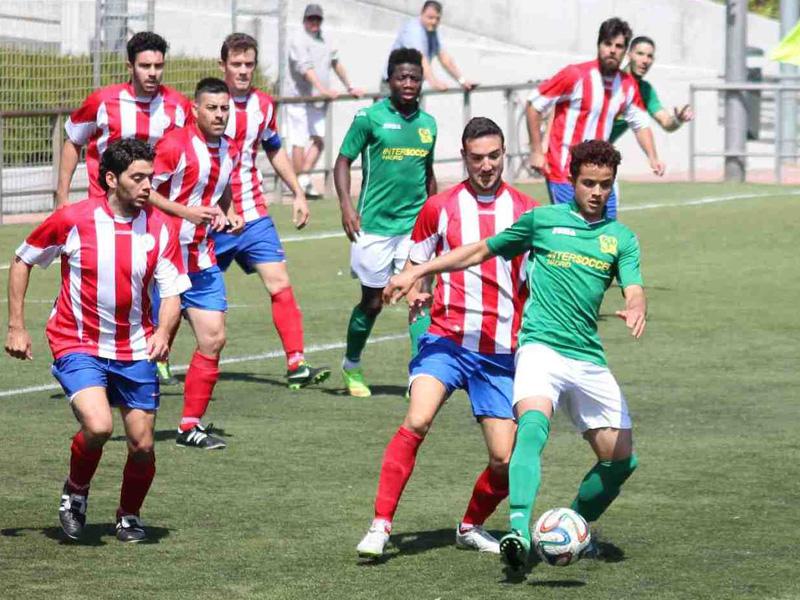 Gran partido de fútbol que asegura la permanencia al A.C. InterSoccer
