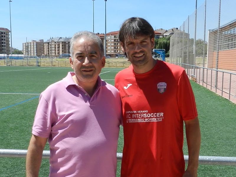Soccer Skills Training Camp by InterSoccer & Fernando Morientes kicks-off