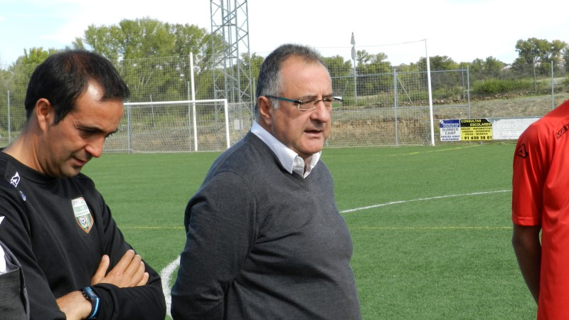 Roberto Gómez visita la tecnficación de Alalpardo