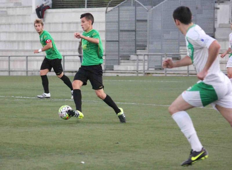Alan Kabulov y Oscar Castro destacan en competición con la A.C. Intersoccer Madrid