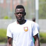JIH KALVIN, ACADEMY CLUB INTERSOCCER STUDENT AND INTERNATIONAL PLAYER FOR CAMEROON U/20, WILL PLAY WITH ALCOBENDAS LEVITT THIRD DIVISION TEAM.