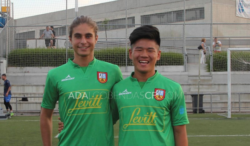 THIRD DIVISION ALCOBENDAS LEVITT C.F. TRUST IN A.C. INTERSOCCER PLAYERS KANG AND QUIQUE