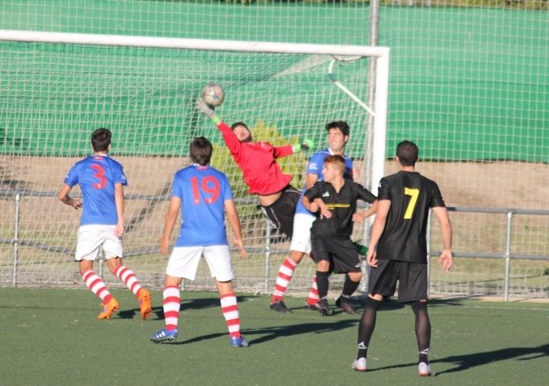 Jornada1 - Excelente comienzo de liga del equipo senior de la A.C. Intersoccer Madrid