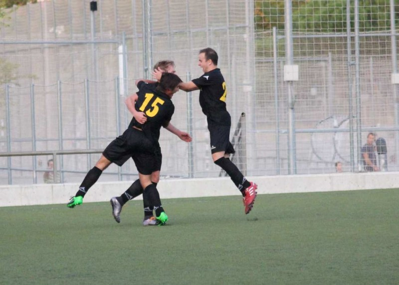 Jornada2 - La A.C. Intersoccer Madrid lidera la Clasificación.