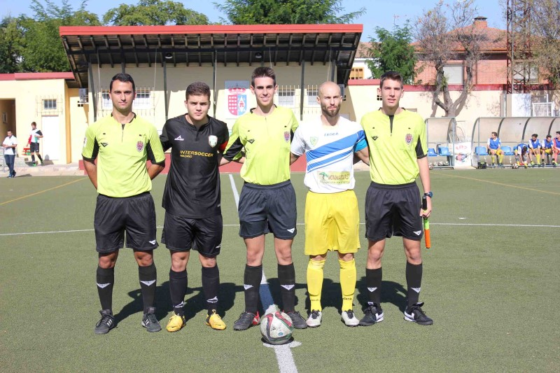 Jornada 4 - La AC Intersoccer no consigue puntuar en Brunete.