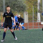 Apabullante victoria (16-0) contra el ICS Cadete en la liga de fútbol 7 del PMD de Alcobendas