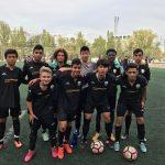Fútbol 7 - J2 Buen partido de los chicos de la academia y goleada