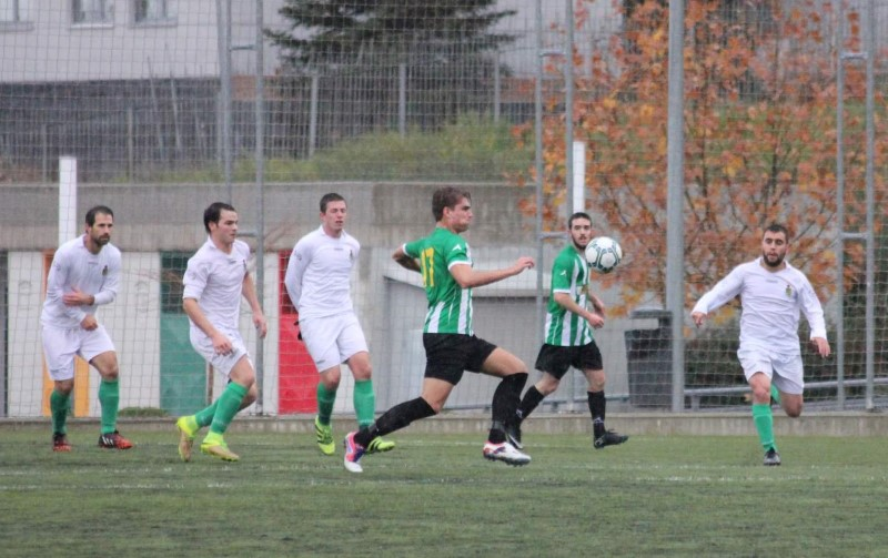 Jornada 11 - La Academia Intersoccer Madrid  empata con sabor a buen futbol