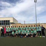 """Frente al Real Ávila,  la A.C Intersoccer consigue la primera victoria  en la """"LIGA OPEN DE TALENTOS 2016/2017"""""""