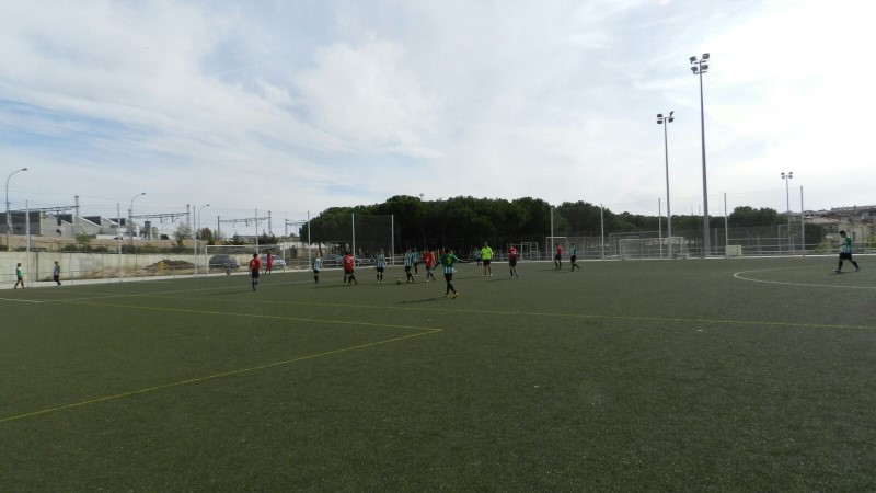 Frente al Real Ávila,  la A.C Intersoccer consigue la primera victoria  en la 'LIGA OPEN DE TALENTOS 2016/2017'