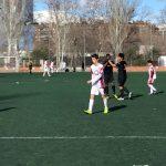 Fútbol 7 - J6 Partido muy desigual frente al SSC Academy