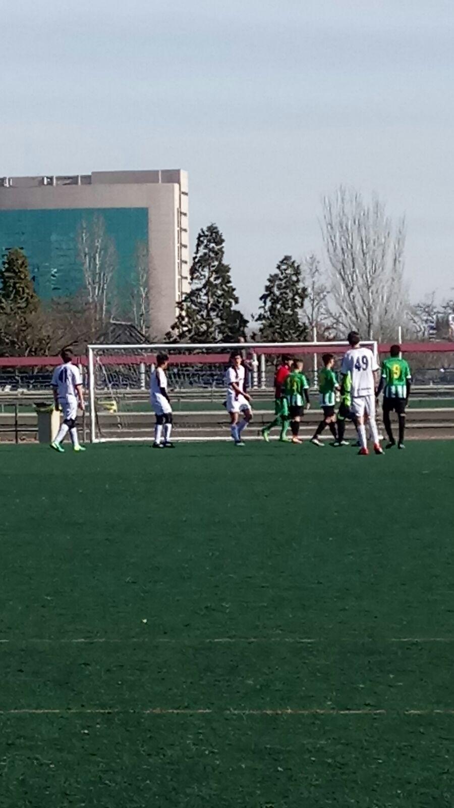 Fútbol 7 - J7 Nueva victoria frente a los chicos del Colegio Brains