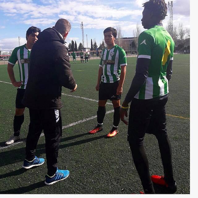 Fútbol 7 – J8 Empate a cero frente a los chicos grandes del I.C.S.