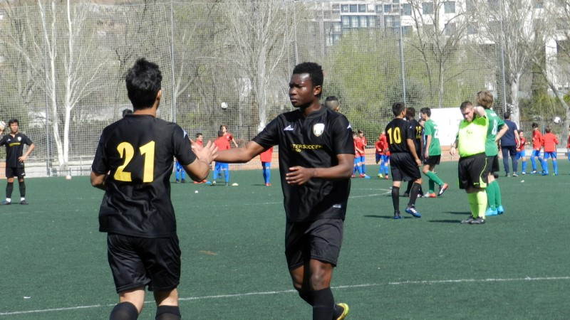 Fútbol 7 - J12 Estupenda jornada