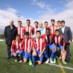 Jornada 1 del II Torneo de Fútbol Cadete VICENTE DEL BOSQUE, Alalpardo