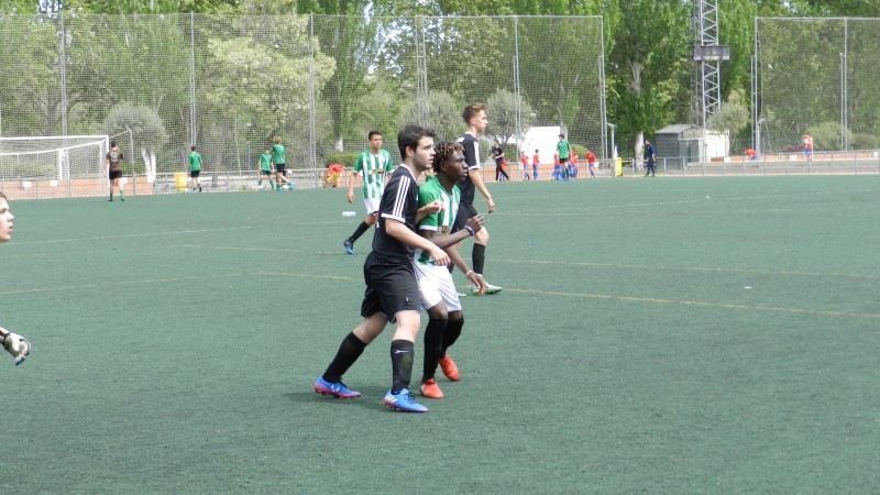 La A.C. Intersoccer Madrid consigue su segundo campeonato consecutivo de fútbol 7