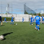 Camp & Workshop of FOOTBALL BRISBANE IN VALDELASFUENTES of Alcobendas