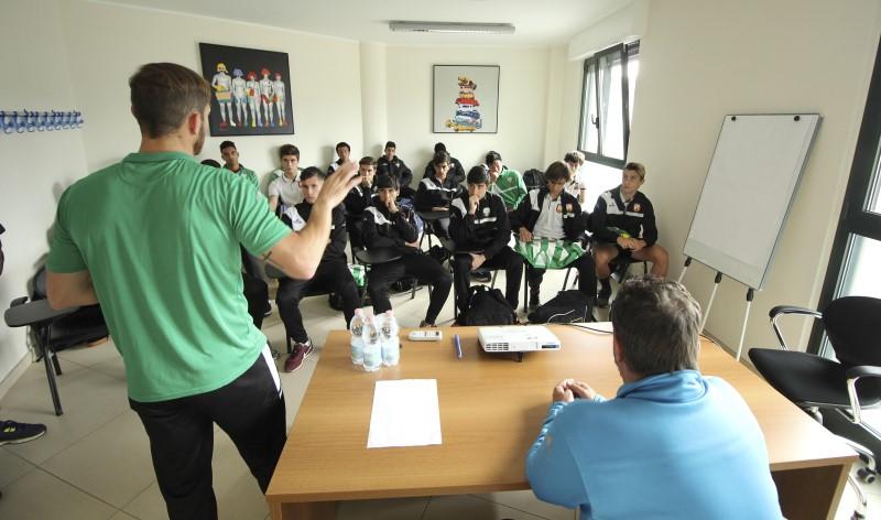 Programa Intersoccer Estudios y Fútbol