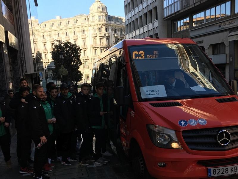 ¡LA AC INTERSOCCER 'CONQUISTA GRANADA', UN LUGAR DE ENSUEÑO!