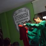 III Torneo de Fútbol Cadete Vicente del Bosque - Partido de la AC INTERSOCCER contra el Adepo Palomeras