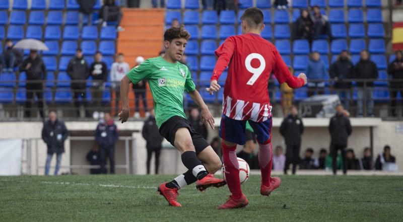 III Torneo de Fútbol Cadete Vicente del Bosque – Partido de la AC INTERSOCCER contra el Atlético de Madrid