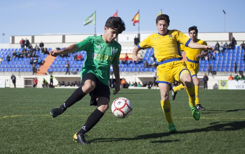 ¡¡¡Estamos en la final!!! III Torneo de Fútbol Cadete Vicente del Bosque