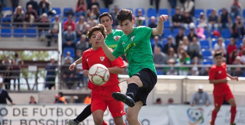 La AC Intersoccer Madrid con una actuación increíble queda subcampeón del III Torneo Cadete 'Vicente Del Bosque'