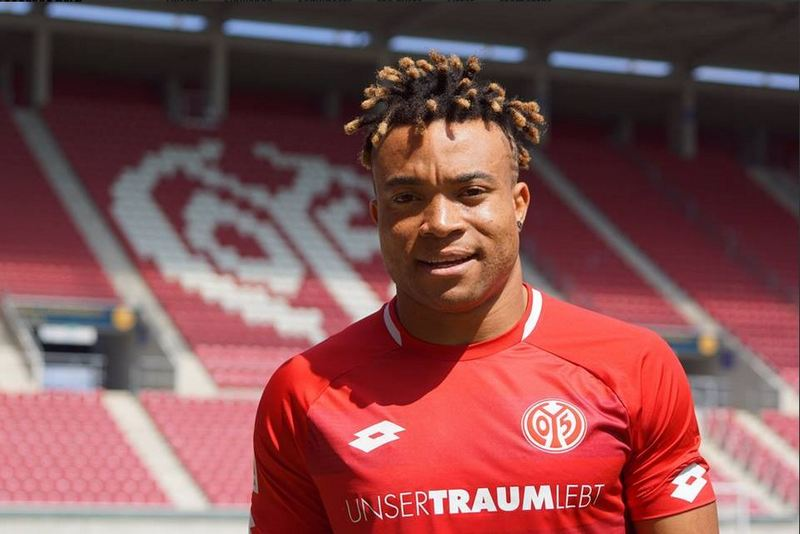 Pierre Kunde Malong- Cameroon- Mainz 05