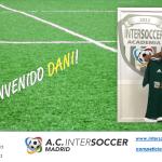 """Dani Muñoz, Miguel San Segundo y Rabii, tres talentos que se unen al proyecto """"fútbol competitivo"""" de la AC Intersoccer"""